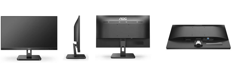 AOC 22E2H unveiled for the Chinese market