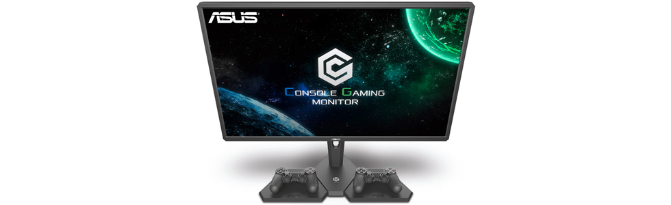 Asus unveiled the CG32 console gaming monitor with HDR and Adaptive-Sync