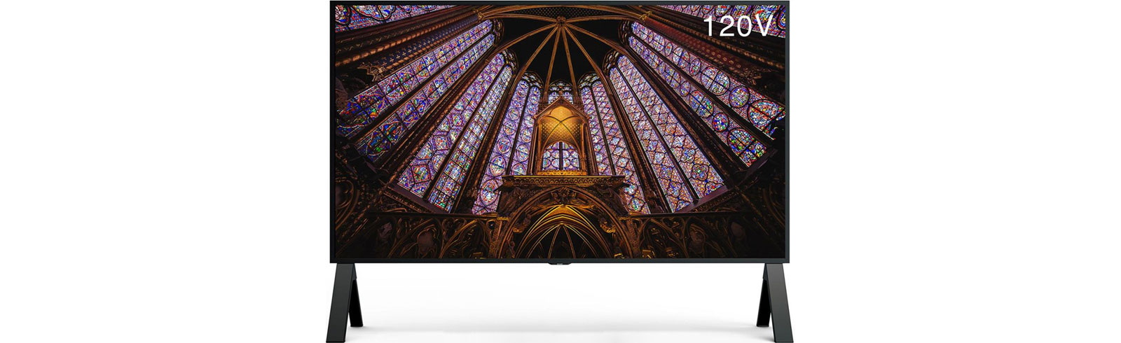 "Sharp launches the industry's largest 8K display - the 120"" Sharp 8M-B120C with 4x HDMI 2.1 ports"