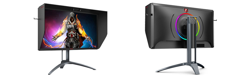 AOC China unveils two new 240Hz gaming monitors - the AGON AG273FZE and the AOC C27G2Z