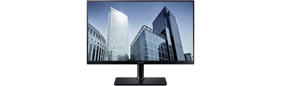 "Samsung announces a duo of WQHD desktop monitors - the 23.8"" S24H850 and the 27"" S27H850"