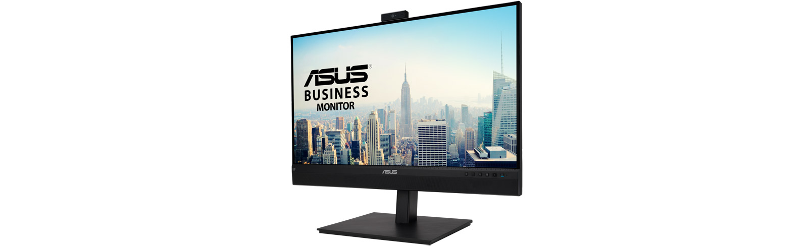 The Asus BE27ACSBK for video conferencing is unveiled
