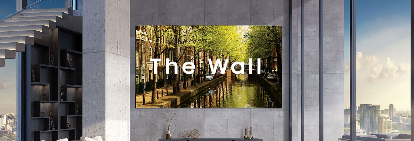 The Wall Luxury by Samsung will go on sale in the UK in July