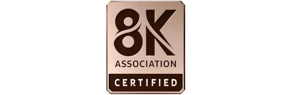 The 8K Association (8KA) launches its 8K certification program for premium 8K TVs