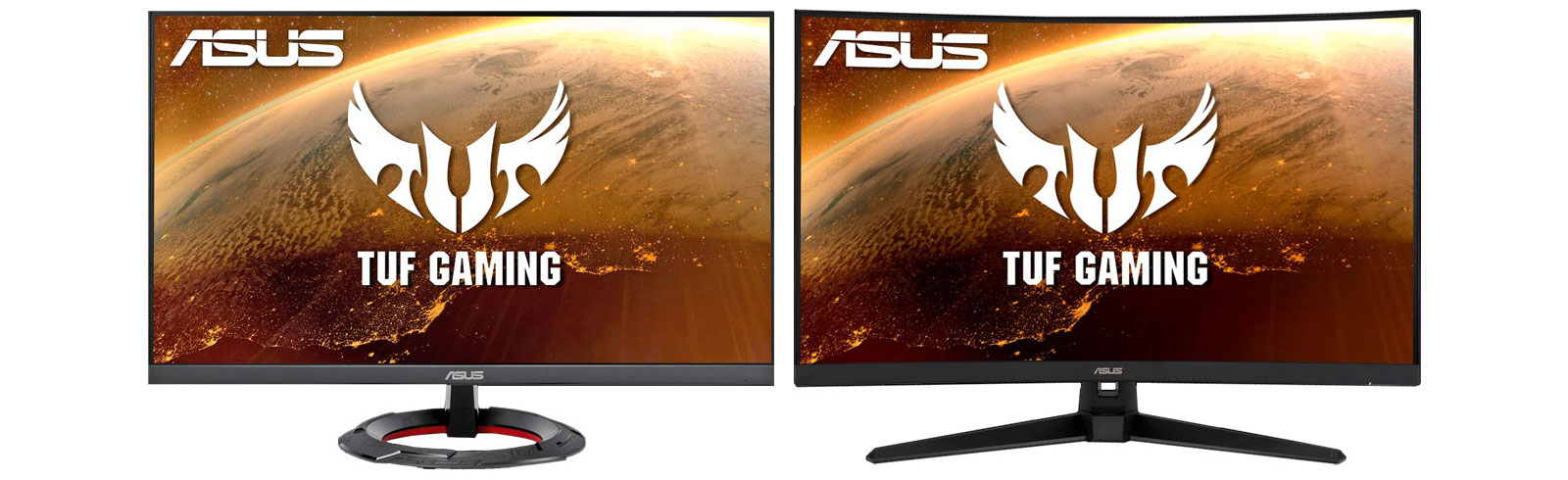 Asus TUF Gaming VG249Q1R and VG32VQ1B are the latest additions to Asus' gaming monitors lineup