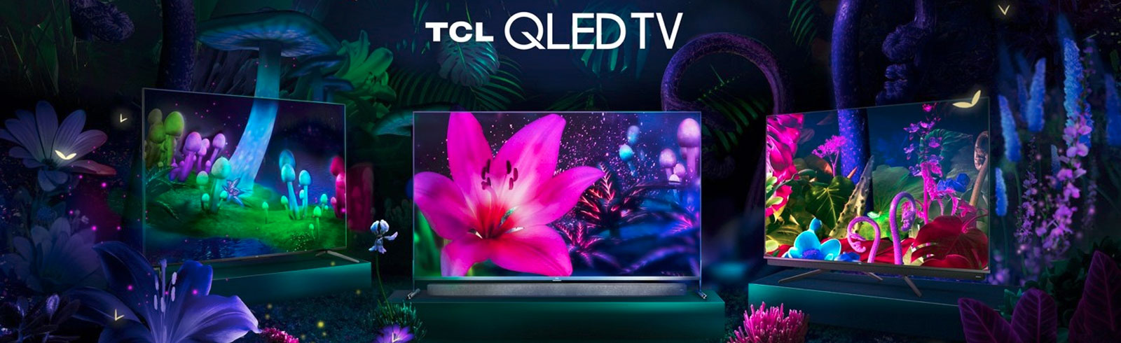 TCL expands its QLED TV lineup with the 8K TCL X915, and the 4K TCL C815 and C715