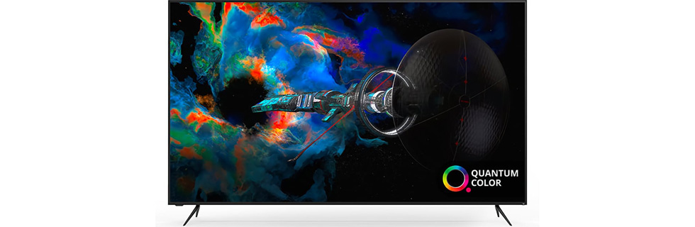 The Vizio P85QX-H1 from the Vizio P Quantum X series is about to be launched