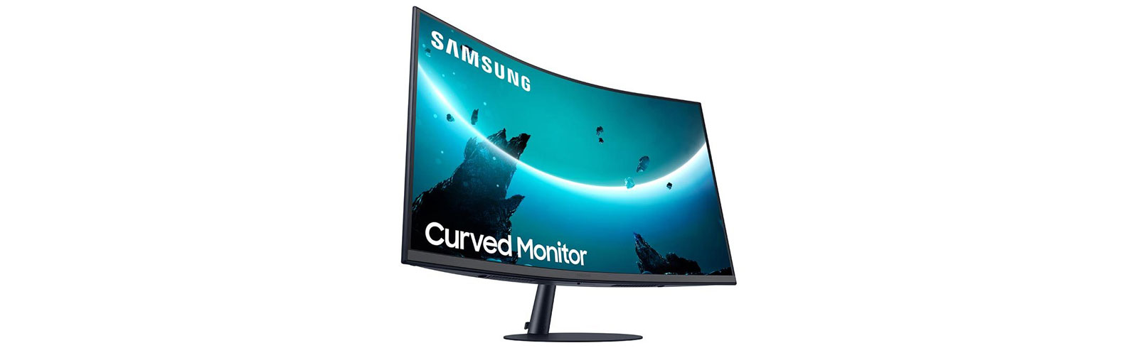 Samsung unveils the C32T55, C27T55, C24T55 curved desktop monitors