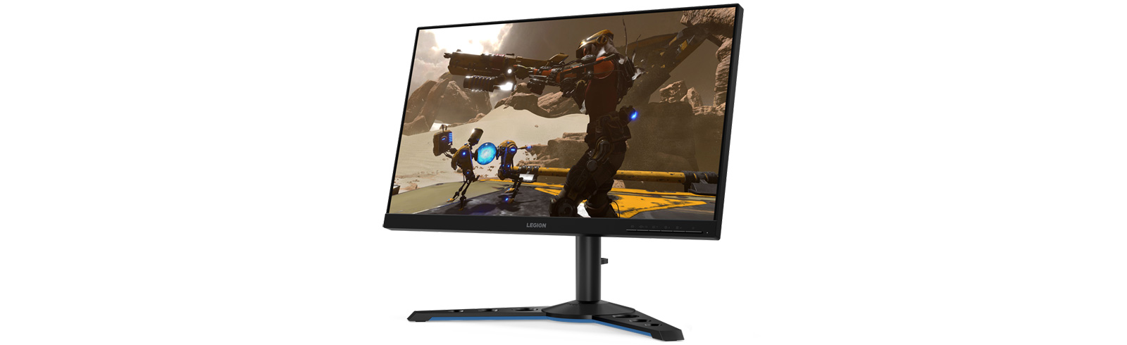 Lenovo unveils the Legion Y25-25 gaming monitor with 240Hz refresh rate, AMD FreeSync Premium