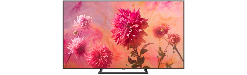 Samsung unveiled its 2018 TVs lineup including QLED TVs, Premium UHD TVs and UHD models