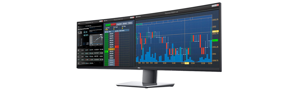 "Dell announces its latest range of UltraSharp desktop monitors with ""ultimate screen performance and an outstanding user experience"""