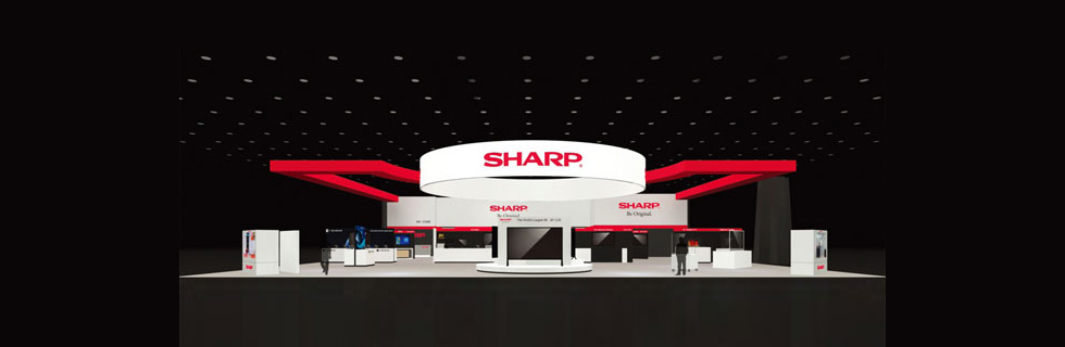Sharp will present a number of display solutions at CES 2020, including 8K units and its 5G ecosystem