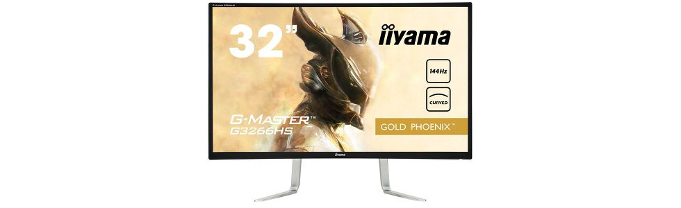 iiyama showcases a duo of gaming monitors at Gamescom 2018