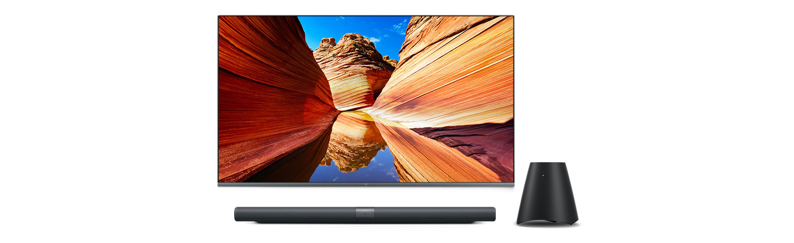 The 4K UHD Xiaomi Mi Mural TV goes official with ultra-thin design