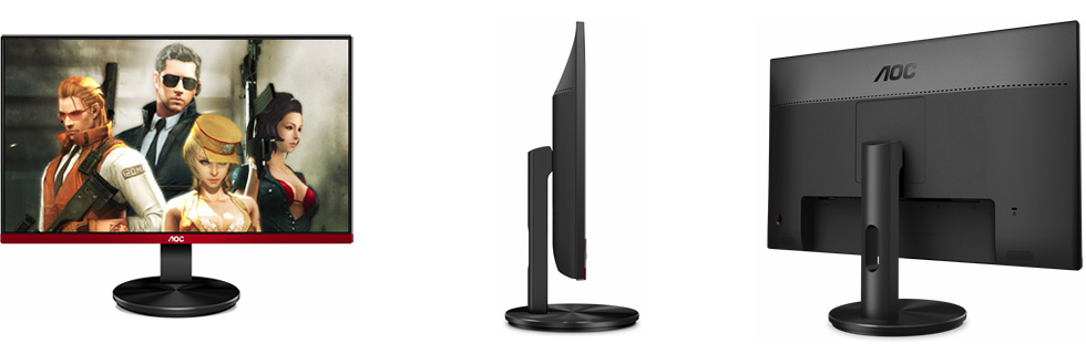 """The AOC G2790VX goes official with a 27"""" FHD VA display and up to 144Hz refresh rate"""