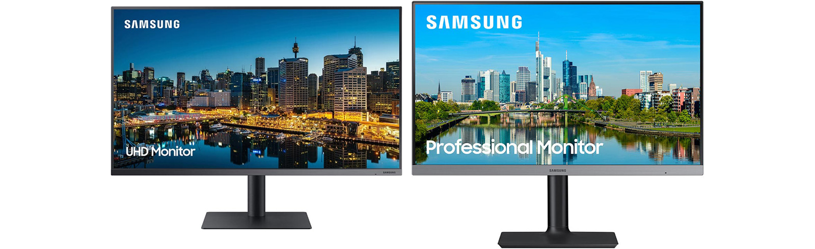 Samsung F32TU87 with 4K resolution and Thunderbolt 3 goes official together with Samsung F24T65