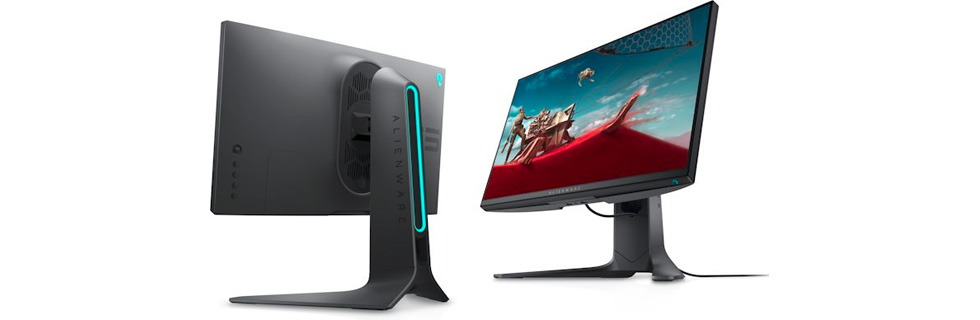 Dell Alienware AW2521HF with AMF FreeSync and NVIDIA G-Sync support goes on sale