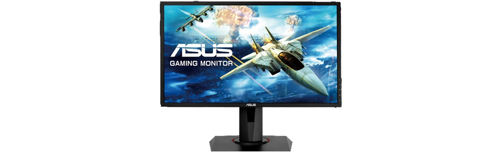 Asus VG248QG is a gaming monitor with Adaptive-Sync (FreeSync), 144Hz refresh rate