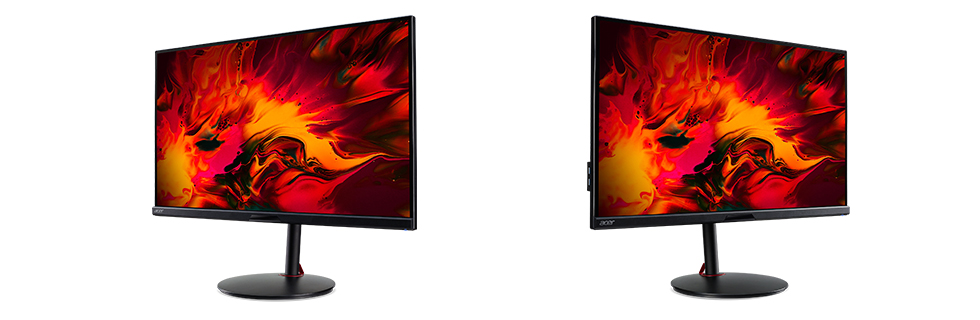 """The Acer XV322QU KVbmiiphzx is launched with a 31.5"""" QHD IPS display, 170Hz refresh rate"""