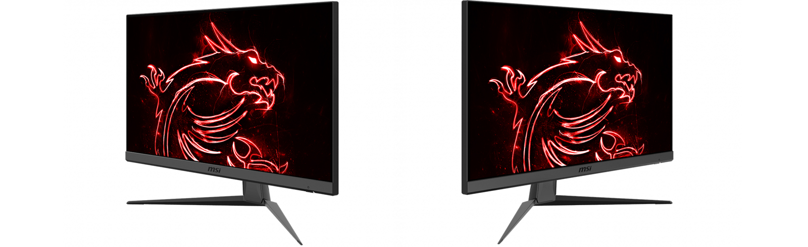 """The MSI Optix G243 goes official with a 23.8"""" FHD VA display, 165Hz refresh rate"""