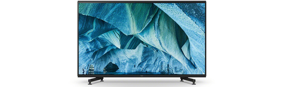 Sony's first 8K TV is official, enter the Z9G/ZG9 series