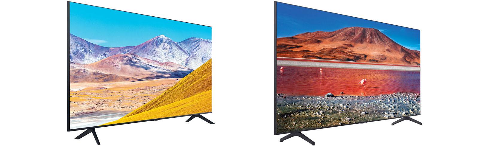 Samsung launches the UN75TU7000, UN75TU8000, UN50TU8000 - specifications and prices