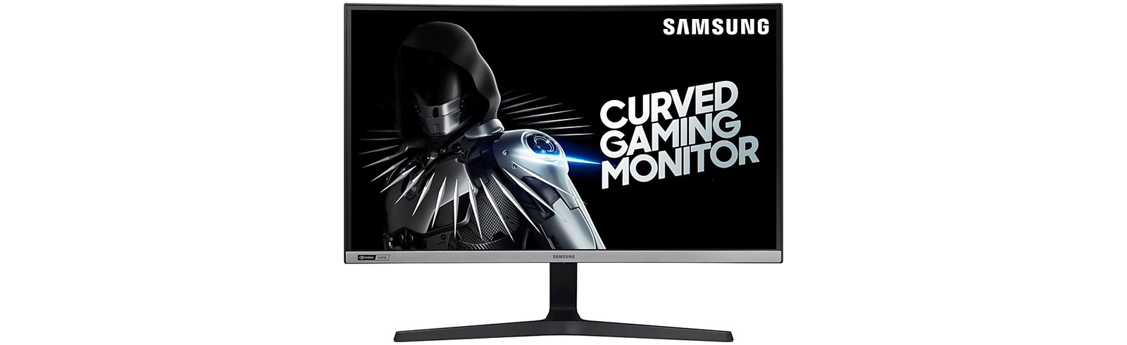 Samsung unveils a 27-inch curved gaming monitor with 240 Hz refresh rate