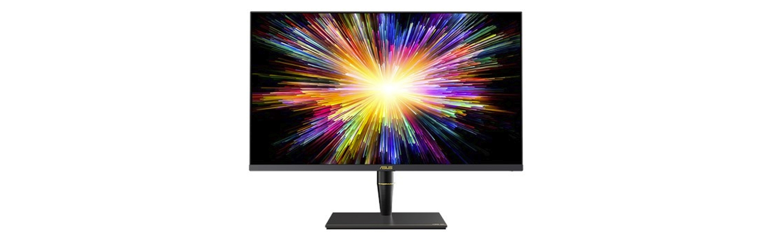 Asus unveils two 4K HDR ProArt monitors for professionals