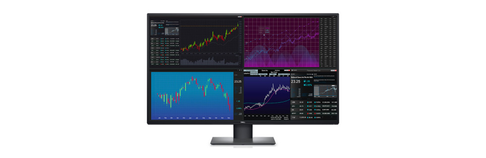 Dell UltraSharp U4320Q and U2720Q are the latest 4K USB-C monitors from Dell for professionals
