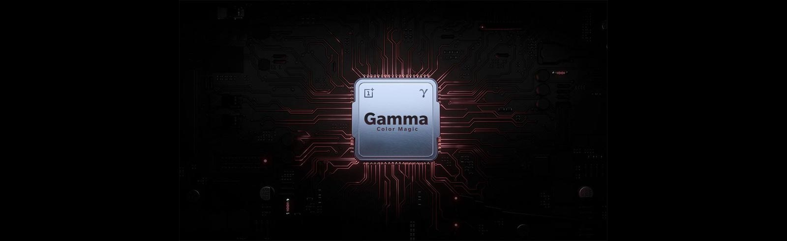OnePlus TV will have a Gamma Color Magic dedicated chip