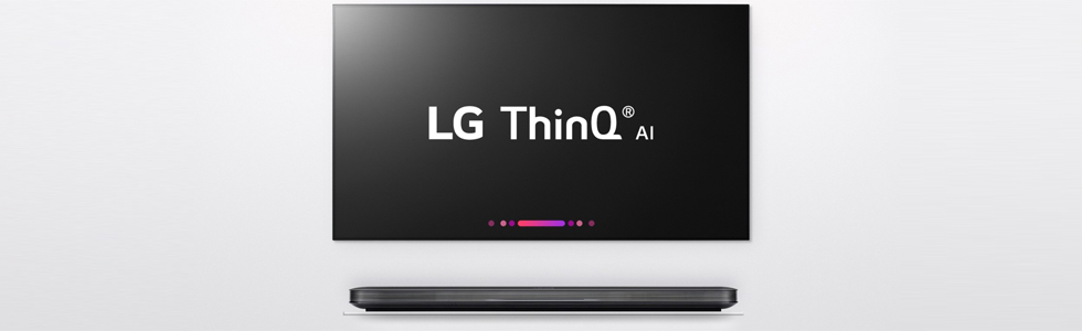 LG's high-end OLED and Super UHD TVs to feature the new ThinQ AI tech and α (Alpha) 9 processor