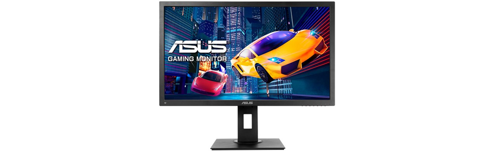 "Asus VP248QGL is a 24"" FHD gaming monitor with Adaptive-Sync/FreeSync"