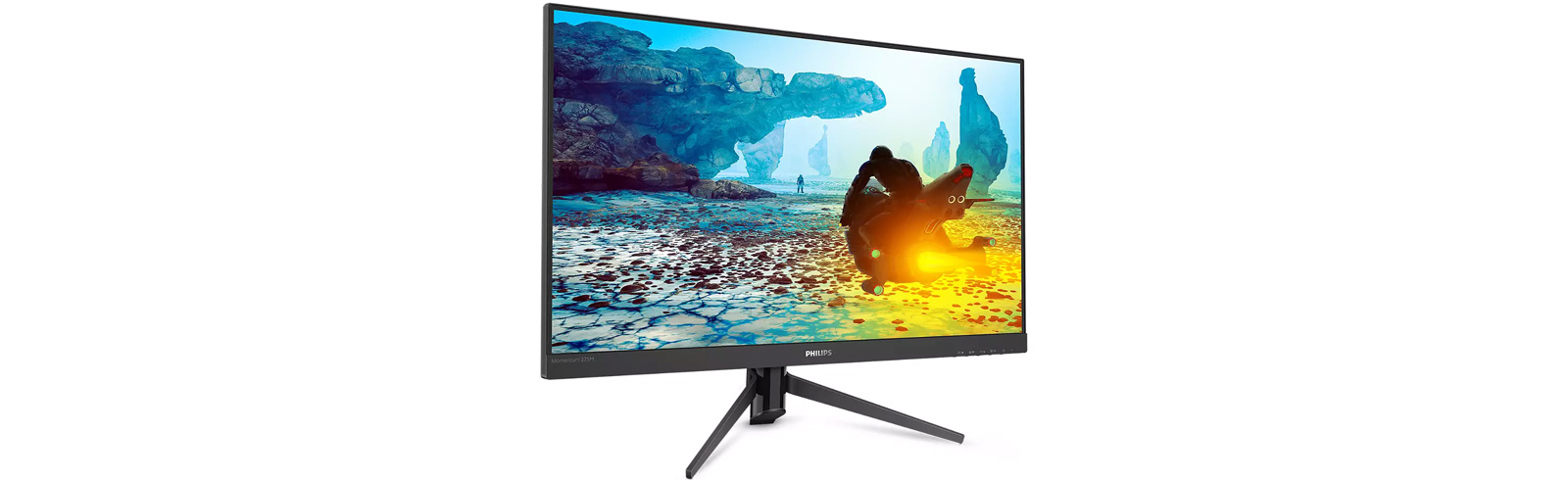 Philips 275M8RZ from the Momentum series goes official
