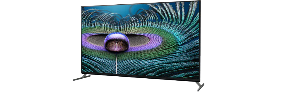2021 Sony Z9J 8K Bravia XR TVs for the USA - specifications, features, prices