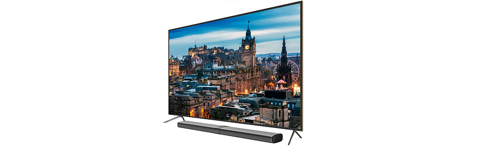 Xiaomi introduced the third generation of its Mi TV with a 4K display