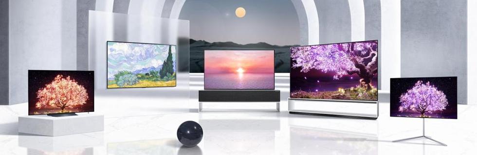 LG teases its 2021 OLED Evo TVs, QNED Mini-LED TVs, 2021 LG NanoCell TVs