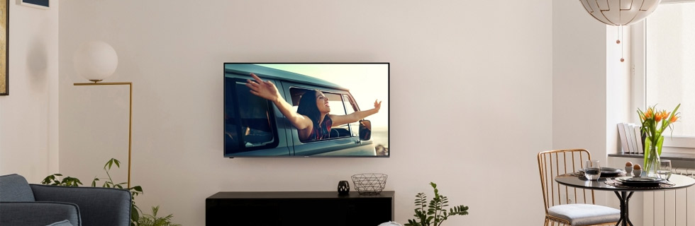 """The Panasonic JX600 4K TV series is official, includes a 50"""" and a 43"""" size"""