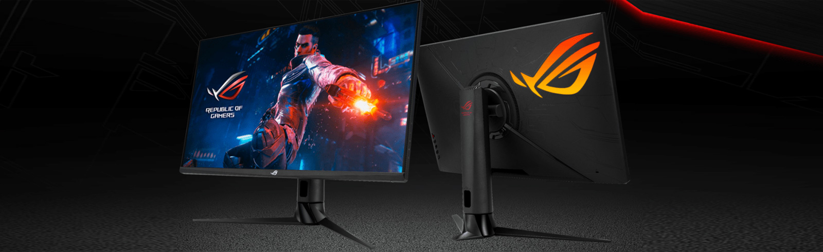 The Asus PG329Q from the ROG Swift series offers up to 175Hz refresh rate